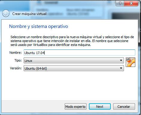 Ubuntu 17.04 virtual