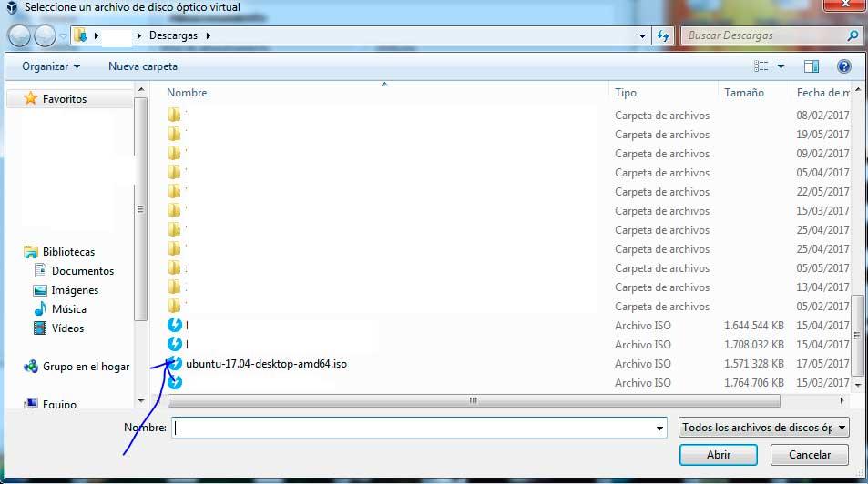 Ubuntu 17.04 seleccione