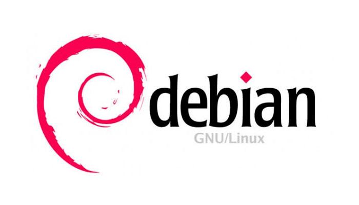 Logo Linux Debian