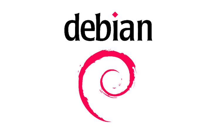 Linux Debian logo