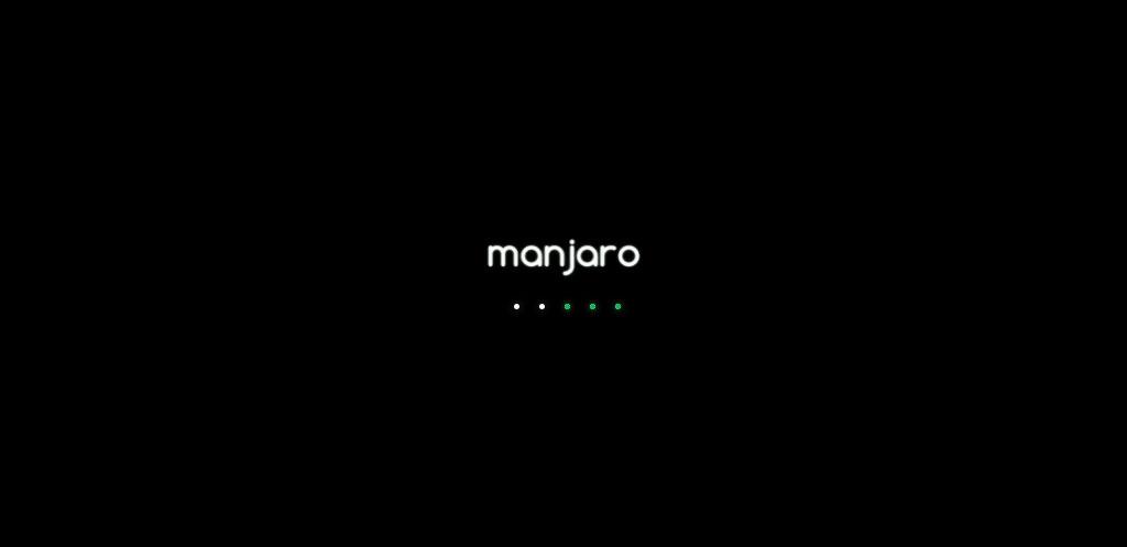 Manjaro installing