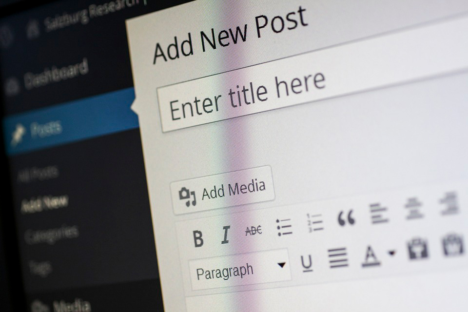 Recomendaciones CMS WordPress