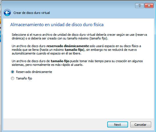Opción reservado dinamicamente Ubuntu 18.04