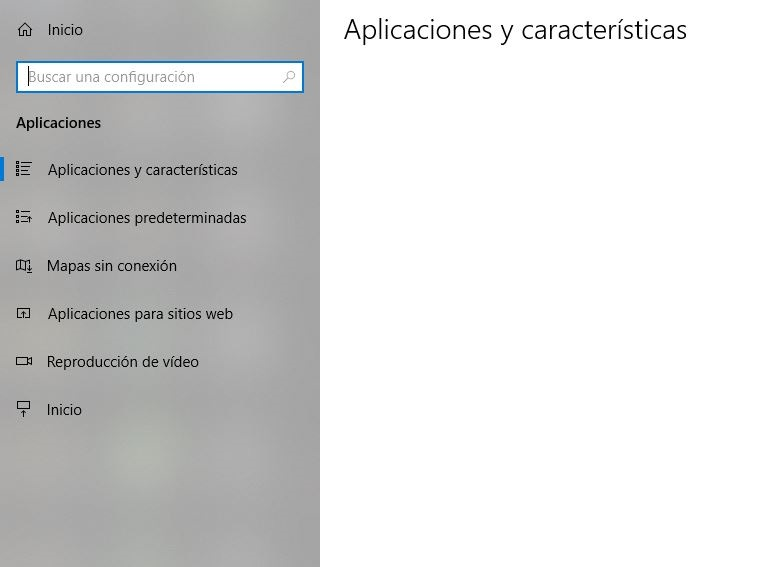 aplicaciones inicio windows 10