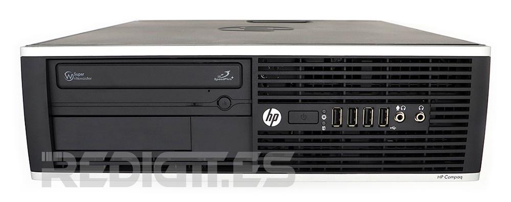 HP 8200 SFF delante