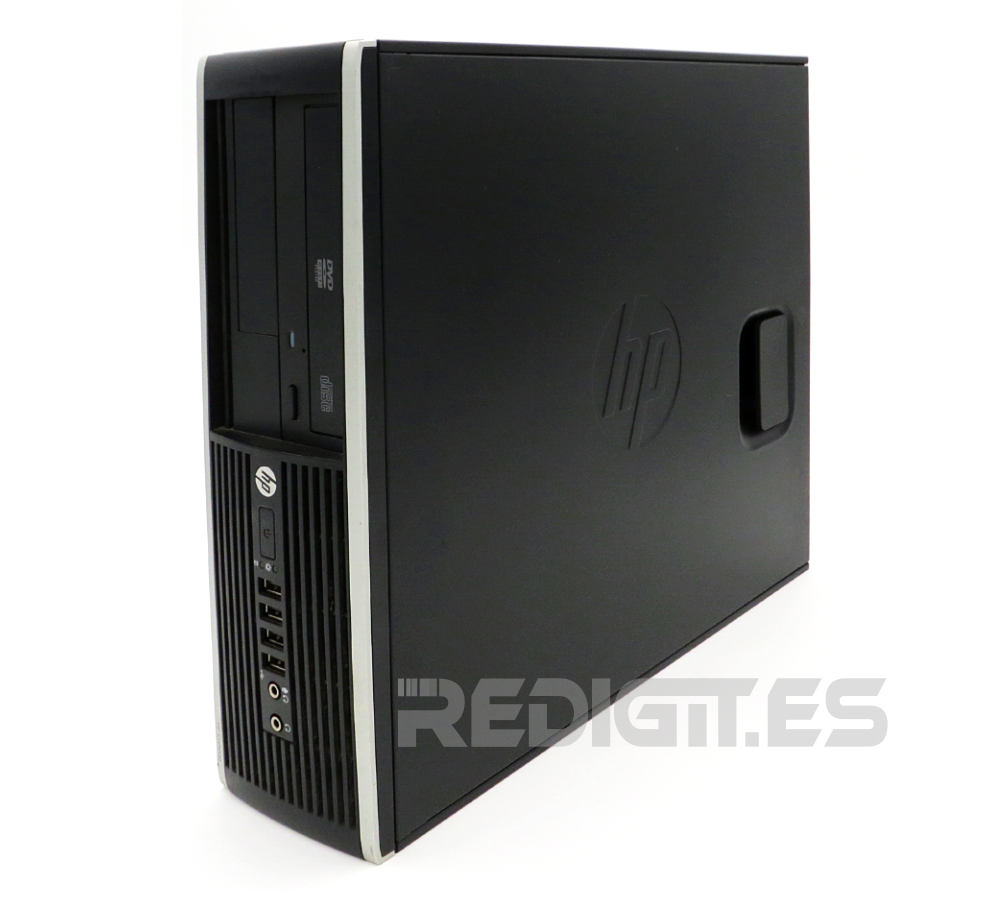 HP 8200 SFF vertical