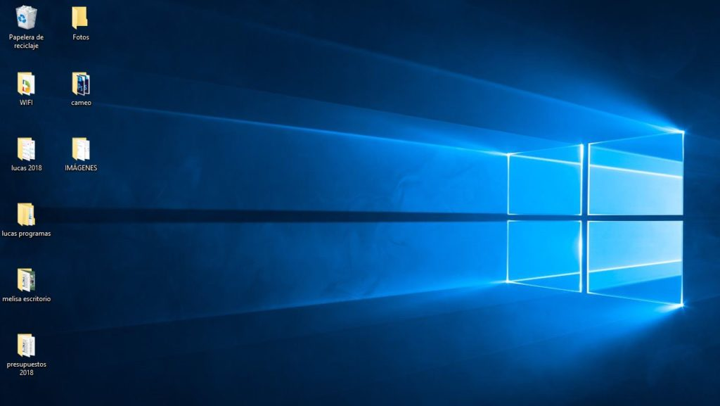multiples escritorios en windows 10