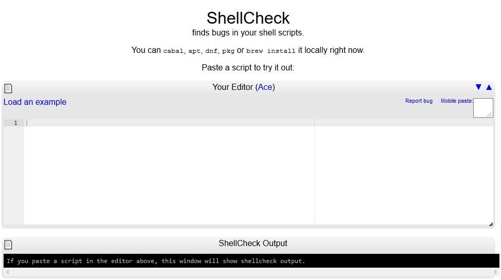 Shell Scripting: Aprender en Línea