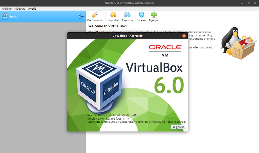Virtualización con VirtualBox: Introducción