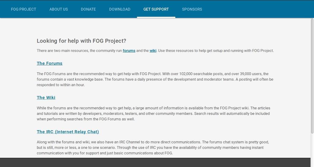 Fog Project: Instalación, ventajas y desventajas