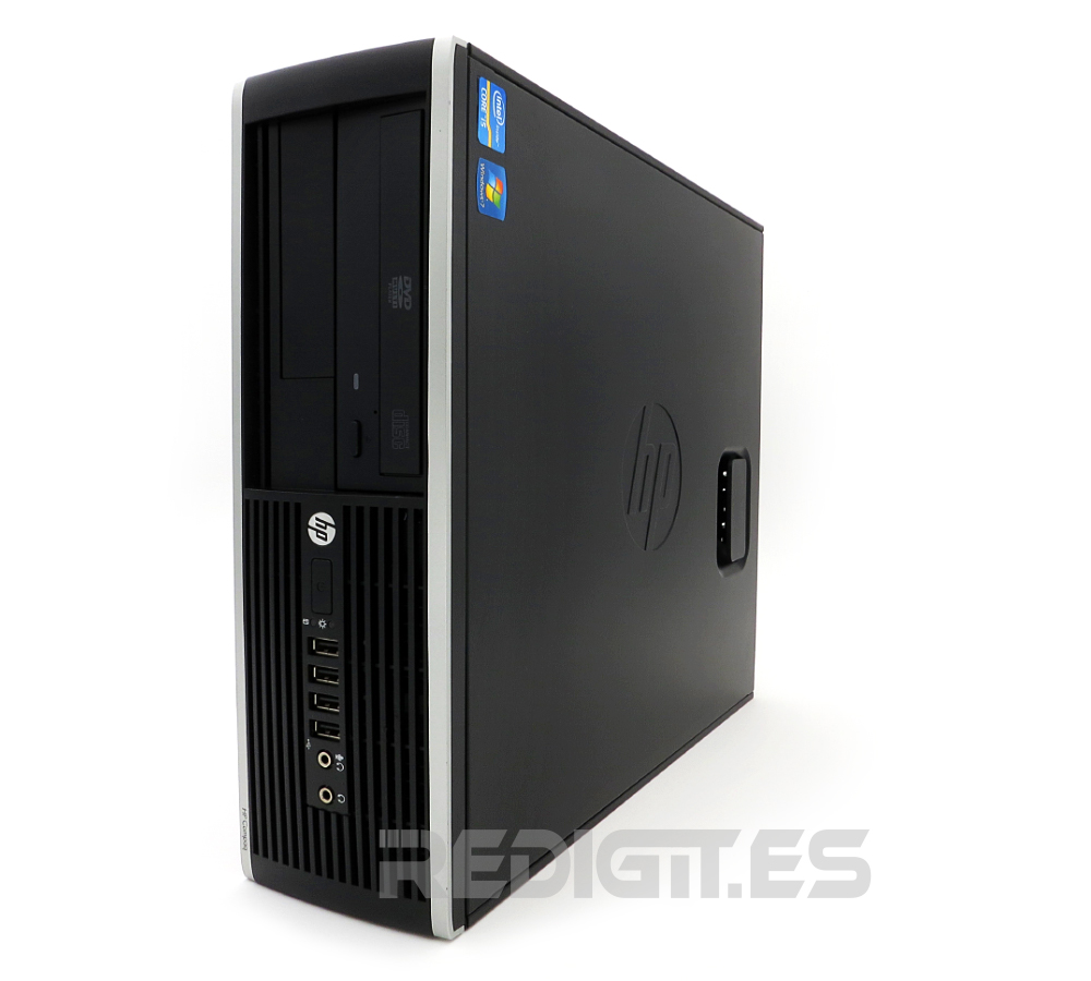HP 8300 SFF vertical