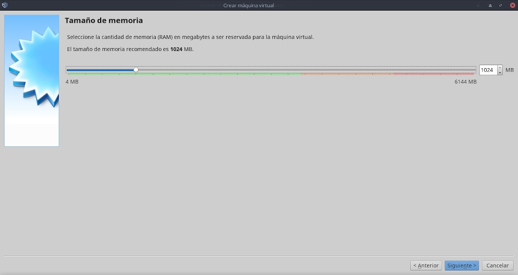 Virtualbox 6.0: Uso - Paso 3