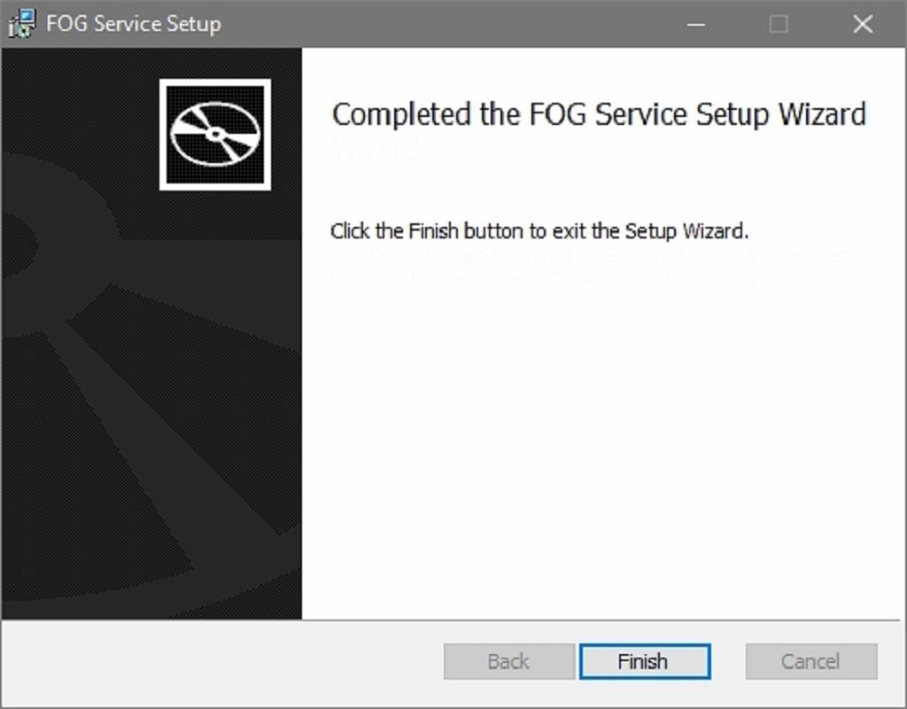 Fog Project: Instalación de Cliente Fog - 16