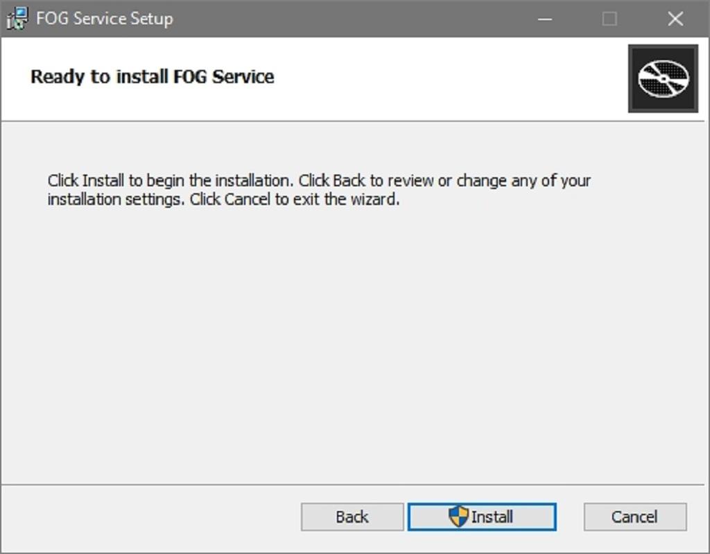Fog Project: Instalación de Cliente Fog - 13