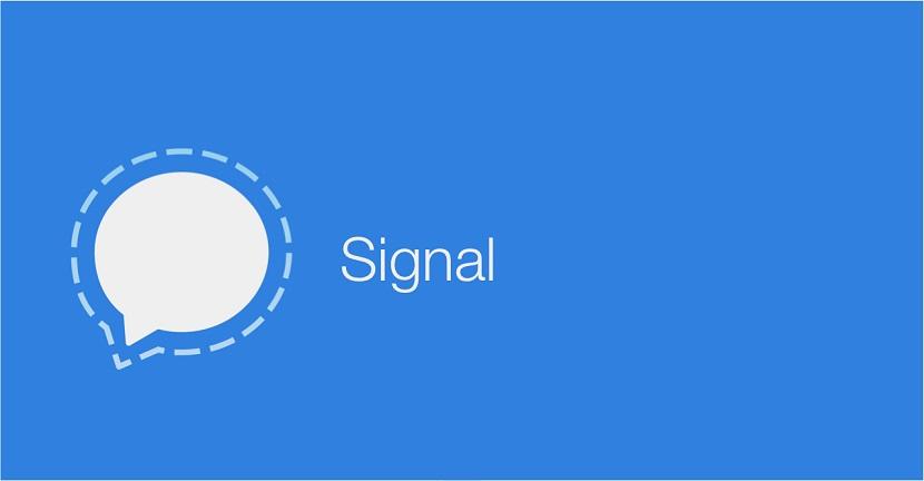 Mejores Aplicaciones de Mensajería: Signal