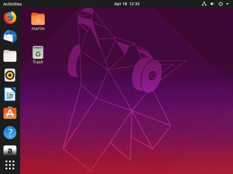 Ubuntu 19.04