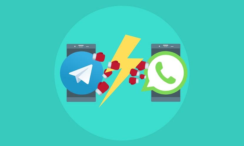 WhatsApp versus Telegram: Origen, historia y evolución