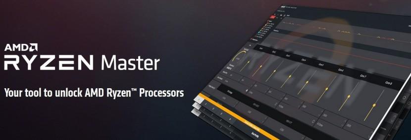Mejores programas de estrés (Benchmarks): AMD Ryzen Master