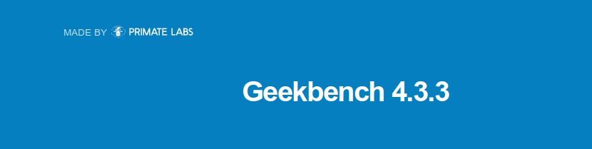 Mejores programas de estrés (Benchmarks): Geekbench