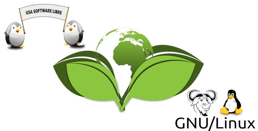 Software Libre y Medioambiente: Imagen Destacada