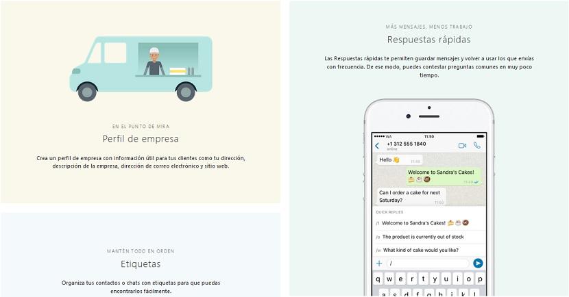 WhatsApp Business: Desventajas