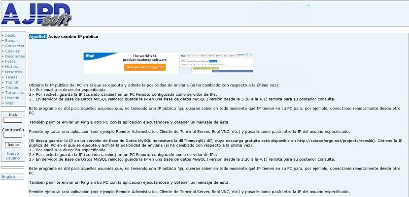 Wake on LAN (WoL) - Configuración: AjpdSoft