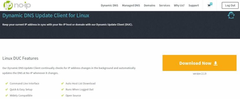 Wake on LAN (WoL) - Configuración: Configurar Free DNS 2