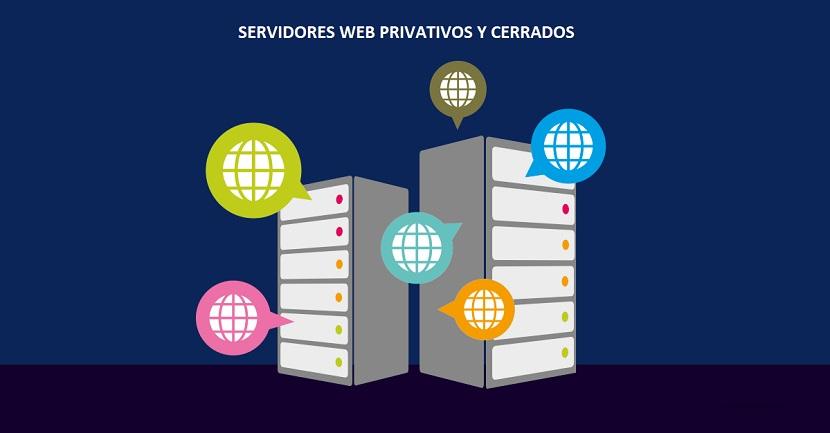 ¿Qué es un Servidor Web?: Privativos y Cerrados