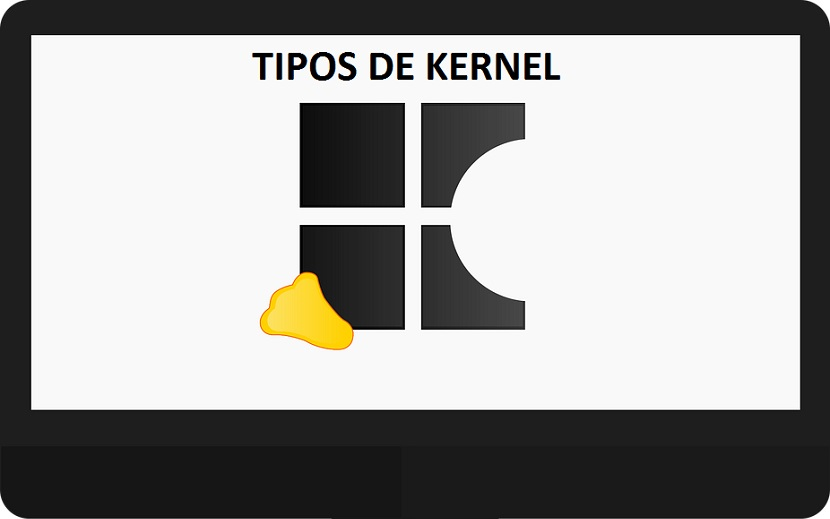 Kernel de Linux: Tipos de Kernel