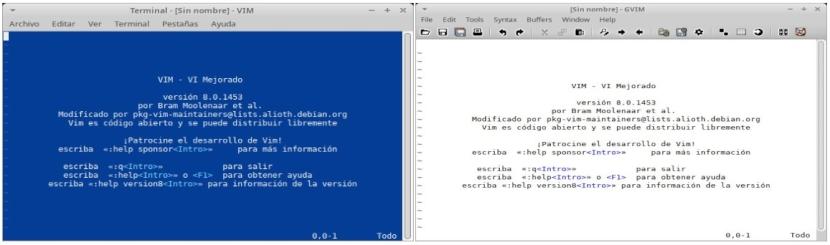Editor de Texto VI / VIM: Introducción
