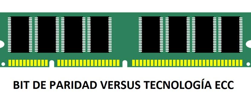 Memorias RAM: Tecnologías de detección y corrección de errores