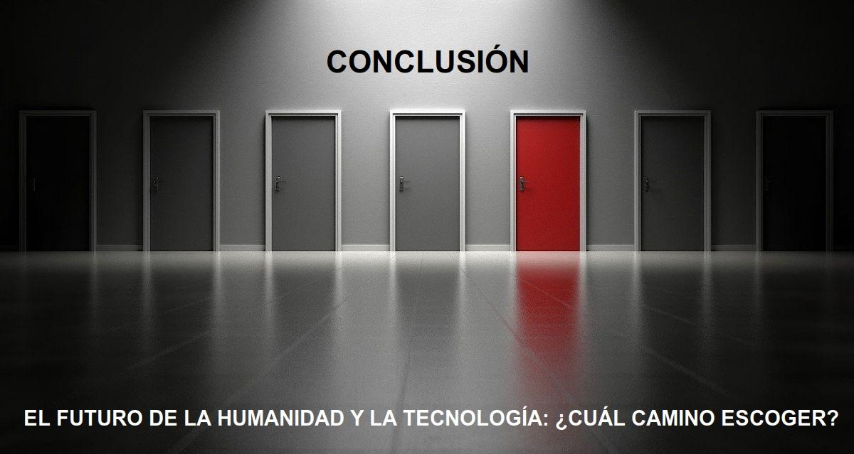 Resumen Tecnológico 2019: Conclusión