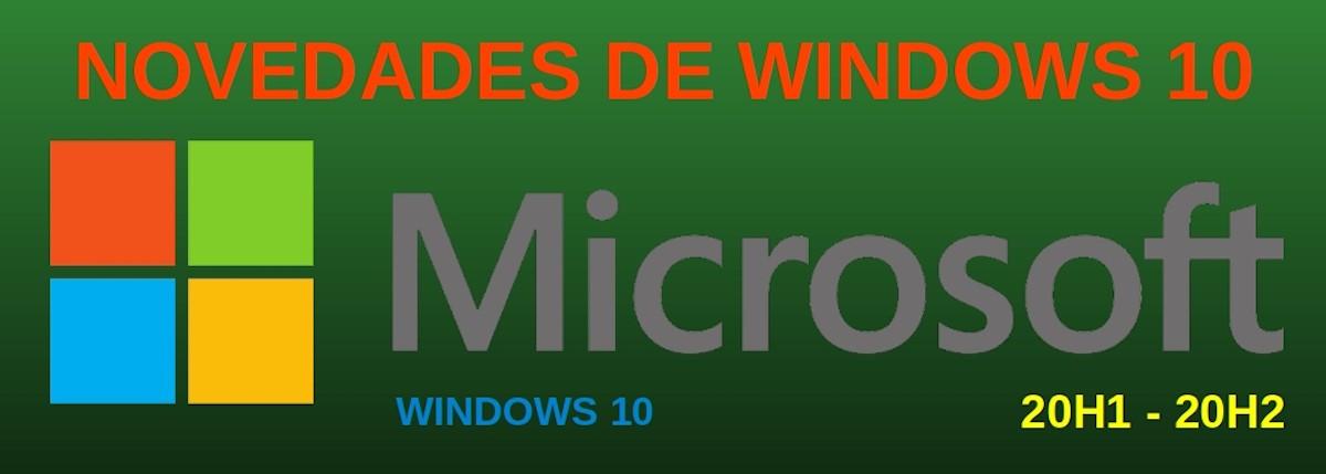 Windows 10: Novedades
