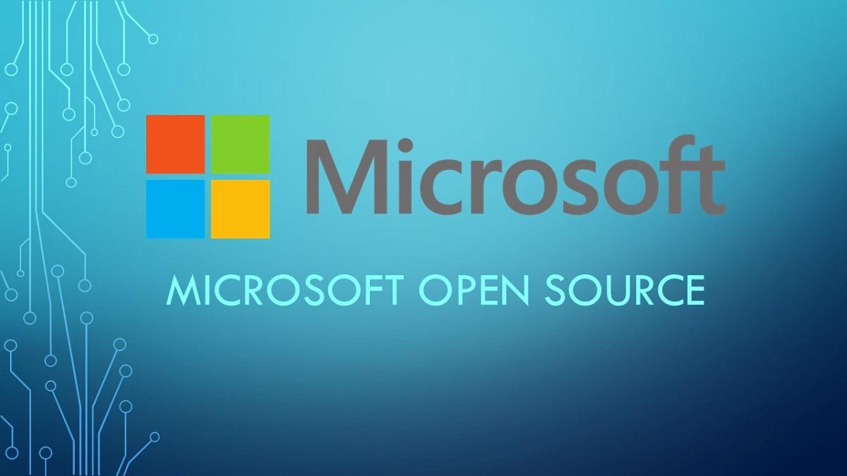 Microsoft Open Source: Contenido