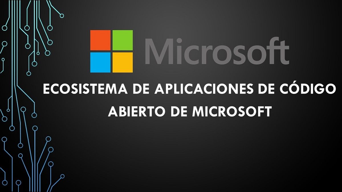 Microsoft Open Source: Ecosistemas de aplicaciones de Código Abierto