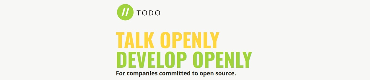 Microsoft Open Source: Organización TODO