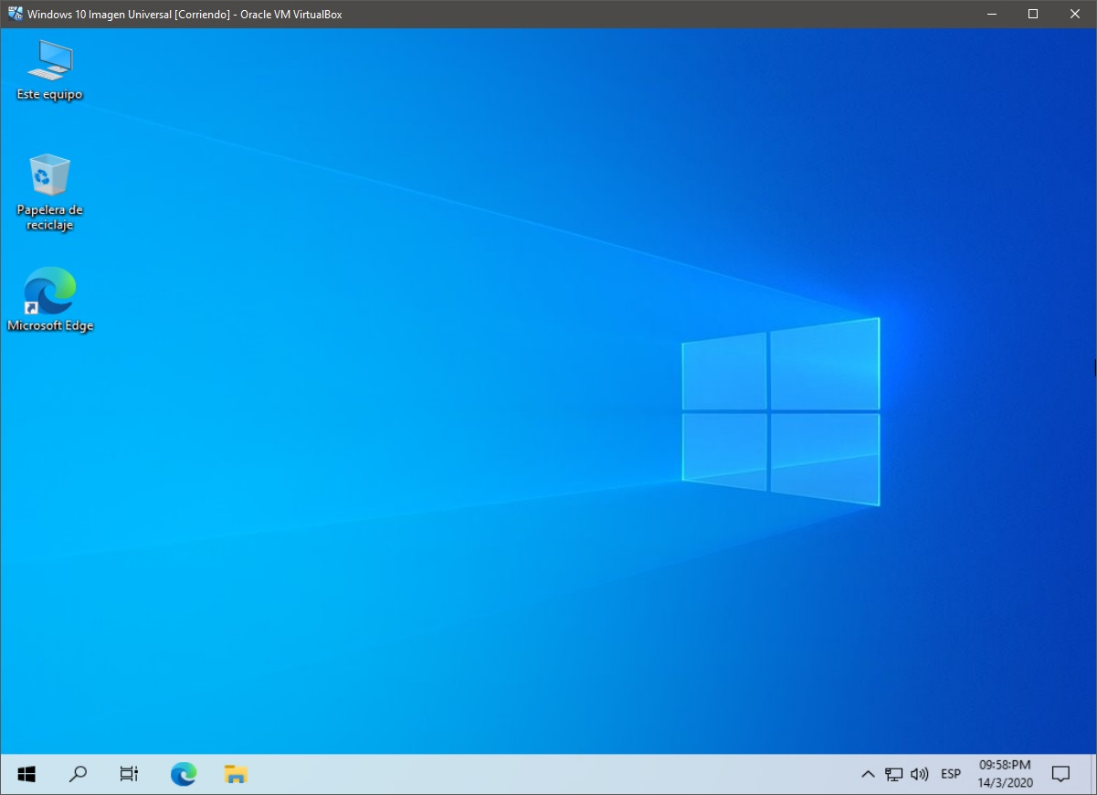 Windows 10: Instalación paso 16