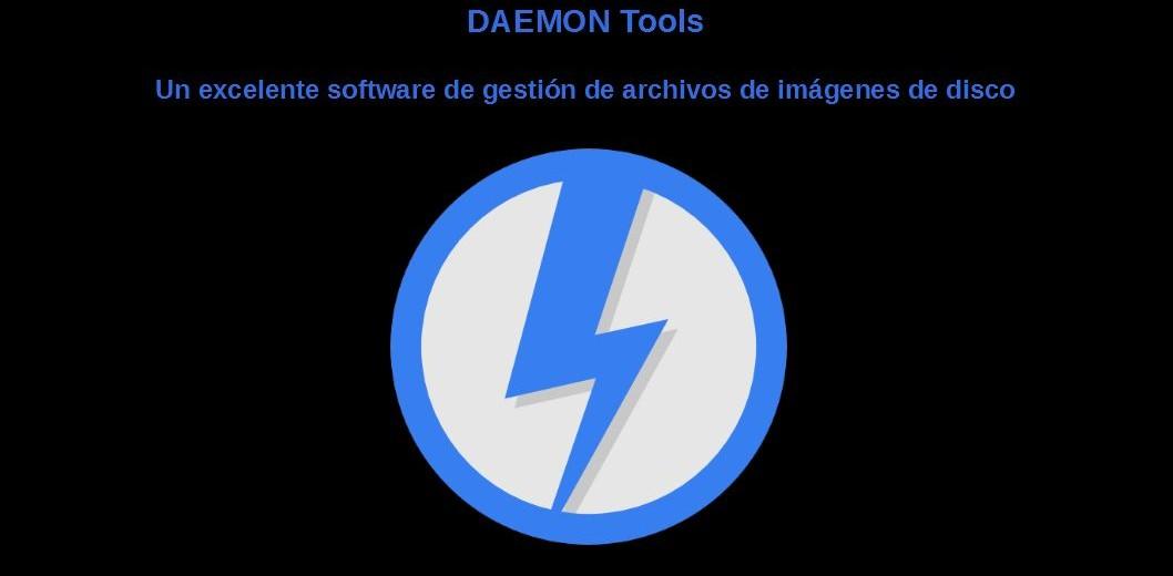 Daemon Tools: Introducción
